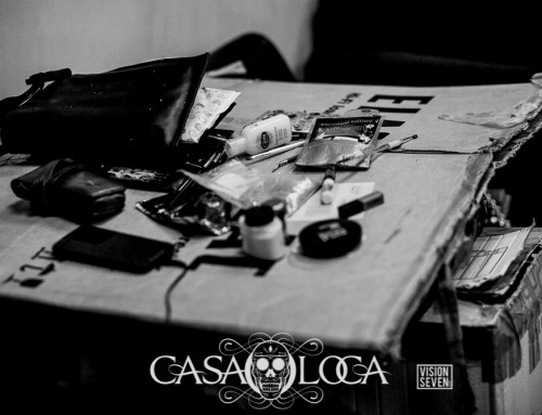 behind the scenes : casa loca, show time