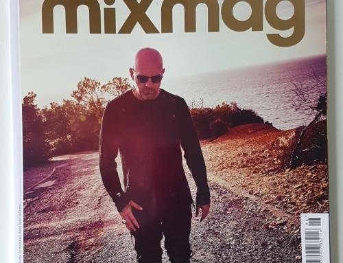 in print / Mixmag Ibiza 2018
